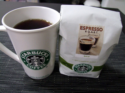 スタバ コーヒー豆 エスプレッソロースト