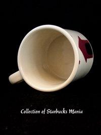 スターバックスマグカップ