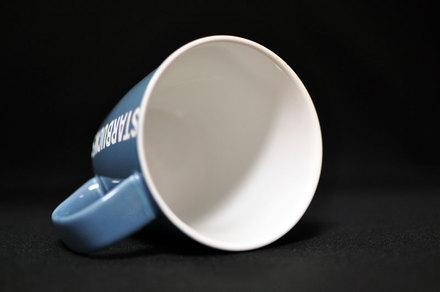 スタバ スターバックス ブルーマグカップ