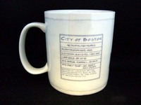 スターバックスコレクション ボストンマグカップ citymug