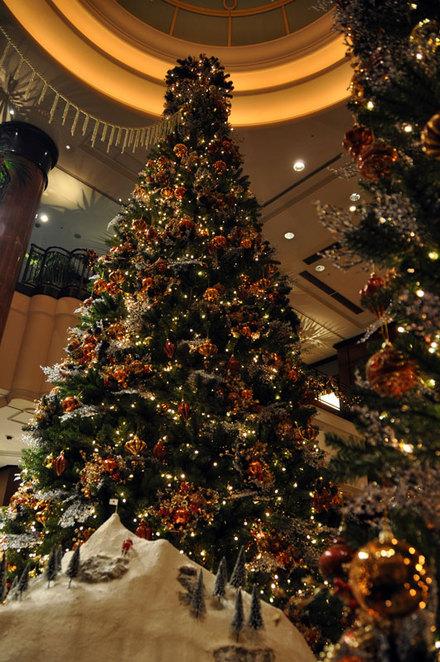 ウェスティン東京 クリスマスツリー