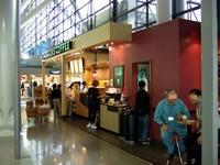 スターバックス 関西国際空港エアサイド店