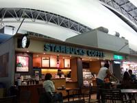 スタバ 関西国際空港4階ノースゲート店