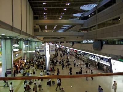 スタバ店舗 羽田空港