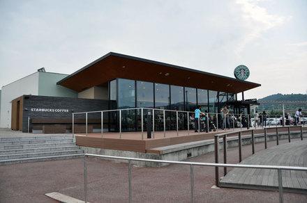 スターバックス 淡路サービスエリア(下り線)店