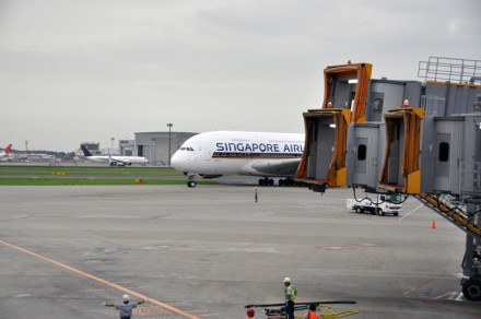 A380-800 Singapore Airlines 12