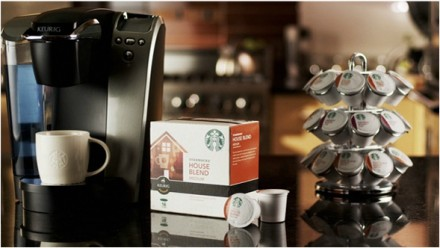 Starbucks® K-Cup® Portion Packs