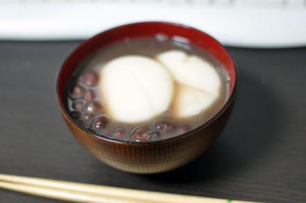 スタバ太郎 お汁粉