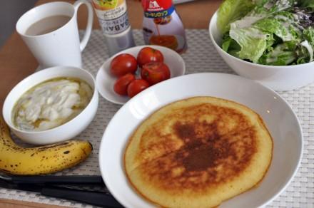 スタバ太郎 朝食