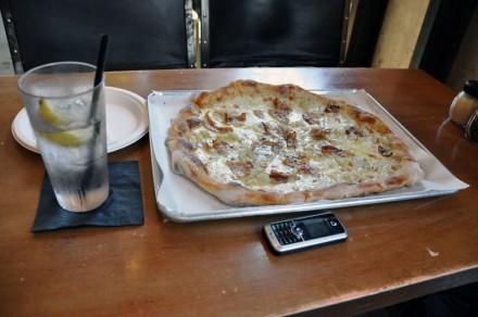 Basic San Diego Pizza