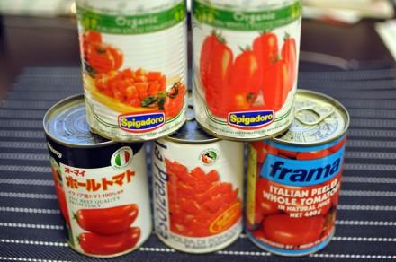 トマト缶 スタバ太郎