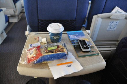 Business class Amtrak